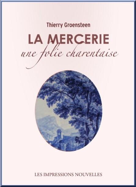 """Cinq heures du """" mat """" Copie écran page du livre La Mercerie Une folie charentaise ."""