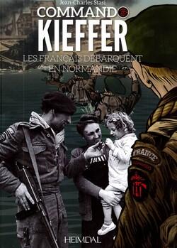 Le commando Kieffer à l'honneur :