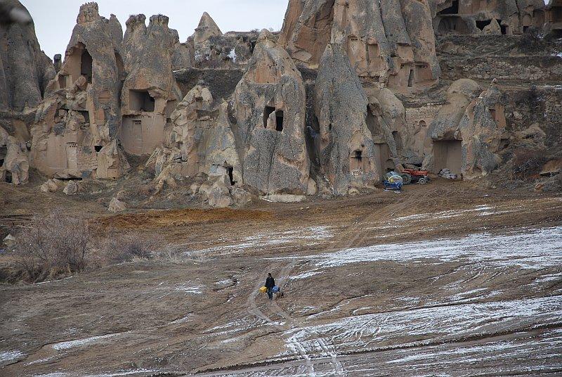 goreme uchisar cappadoce turquie schnoebelen