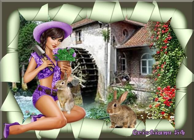 Défi pour Beauty Joli Moulin