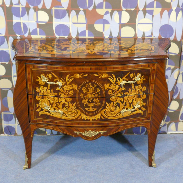 Commode louis xv for Meuble louis xv
