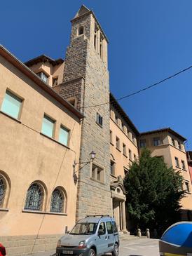 VIC _ Casa Mare dels Missioners Claretians