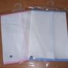 protèges carnet de santé aïda rose et bleu