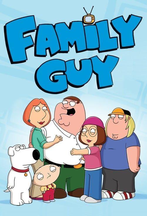 """Bonsoir a l'honneur : """" Family Guy - Les Griffin """""""