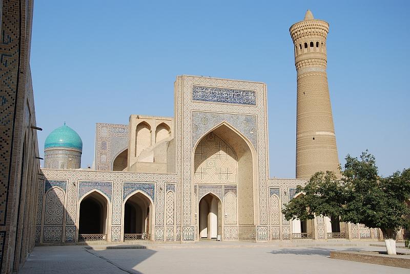 ouzbekistan boukhara evaneos