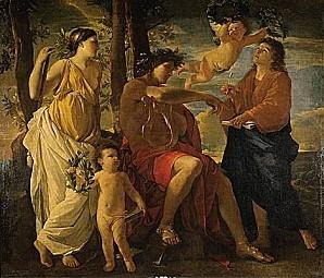 1002166-Nicolas Poussin lInspiration du poète