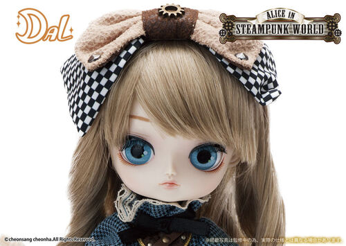 Février : Dal Alice in Steampunk World