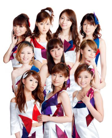 Dream Morning Musume Shining Butterfly