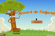 Accord adjectif qualificatif
