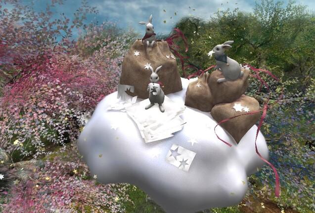 Nuage des Lapins aux Etoiles 2