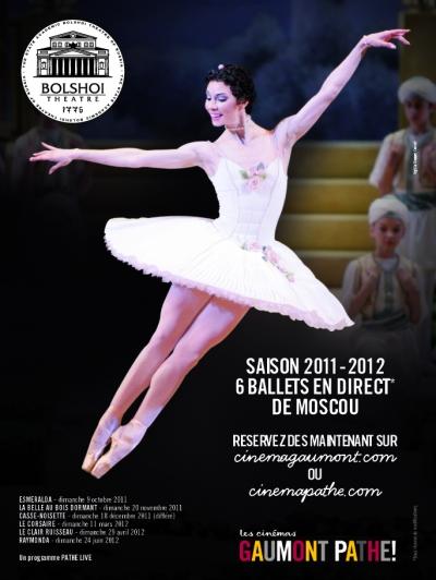 Les ballets du Bolchoi au Zenith d'Evreux