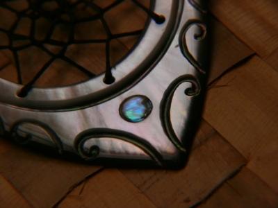 Blog de usulebis : Usulebis ,Artisan créateur de bijoux polynésiens , pour info : usule1@aliceadsl.fr, Pendentif attrape- reves.