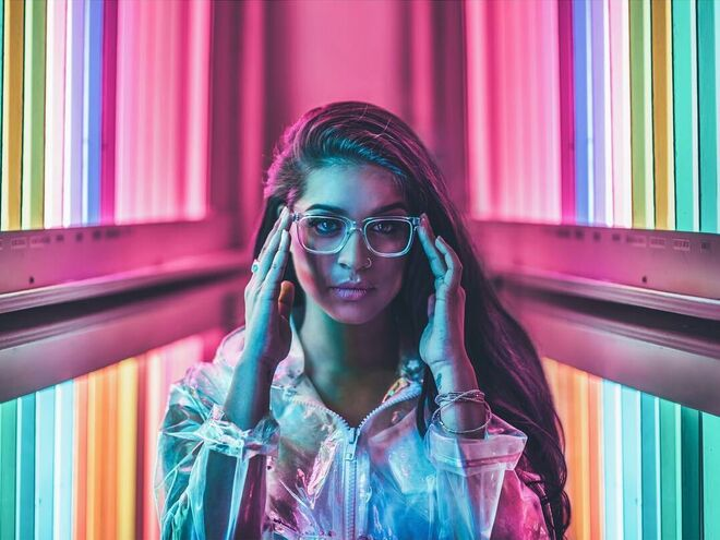 photo retouching neonthink by brandon woelfel