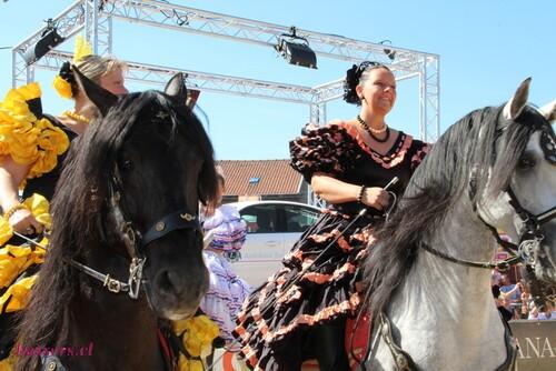 festival espagnol à oupeye 2016