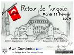 Retour de Turquie