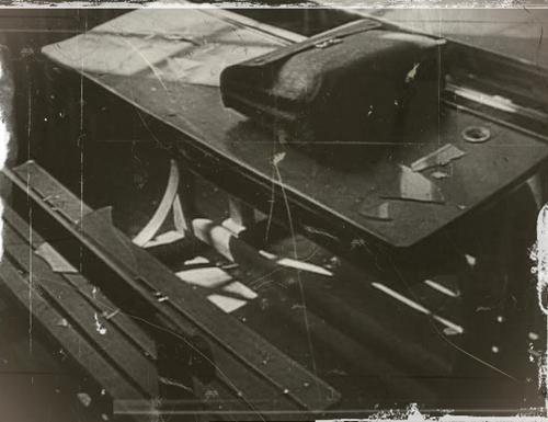 ecole abandonnee en 1940