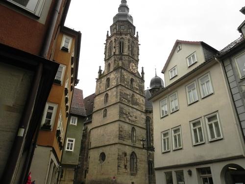 Cobourg en Allemagne (photos)
