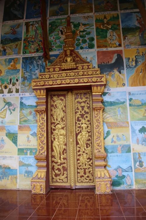 Village entre Pakbeng et Louang Prabang : Ban Bor