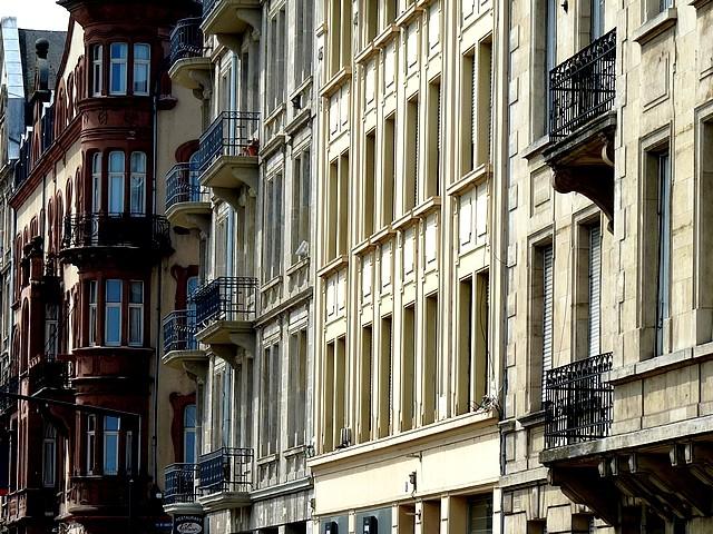 Le quartier Impérial Metz 1 Marc de Metz 2012