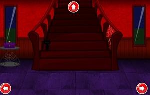 Jouer à Witch house escape