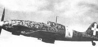 Macchi M.C. 202 Folgore (Italie)