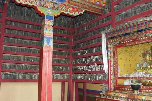 22. ☼☼~~ Le  monastère de Narthang ou Narthang Gompa~~☼☼