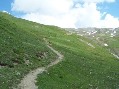 Topo Col de la Rocheure