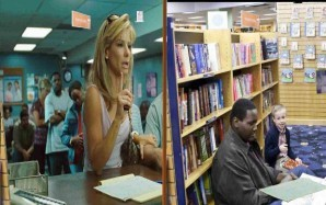 The blind side - Similarities