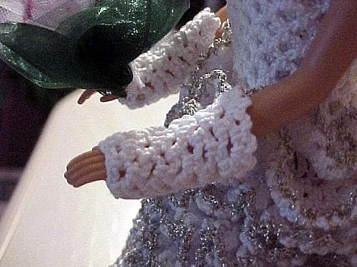 Défilé-Stylistes 2012 :Barbie mariée (8)
