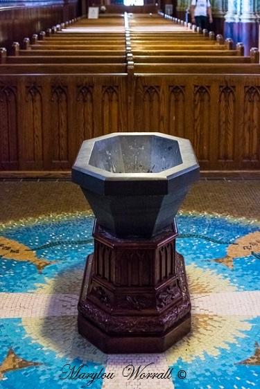 Province de l'Ontario : Ottawa Basilique Notre-Dame