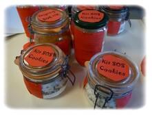 Pots SOS cookies