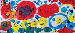 """Projet - Autour de """"Oh!"""" de Hervé Tullet (lecture, phonologie, graphisme, arts)"""