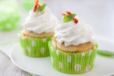 Cupcake au chèvre