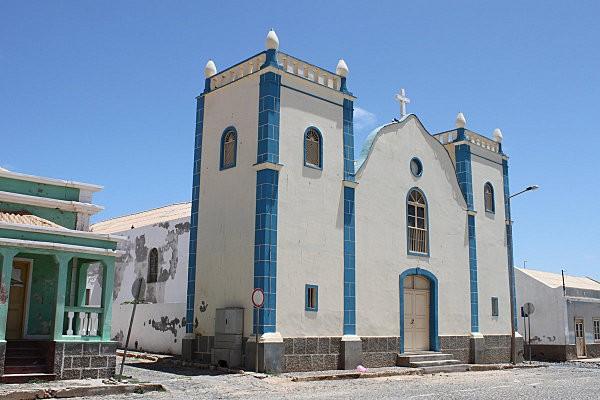 Sal Rei, l'église
