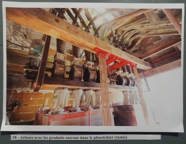 Le moulin du Foulon à Arnay sous Vitteaux