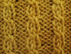 Petites cordes à gauche