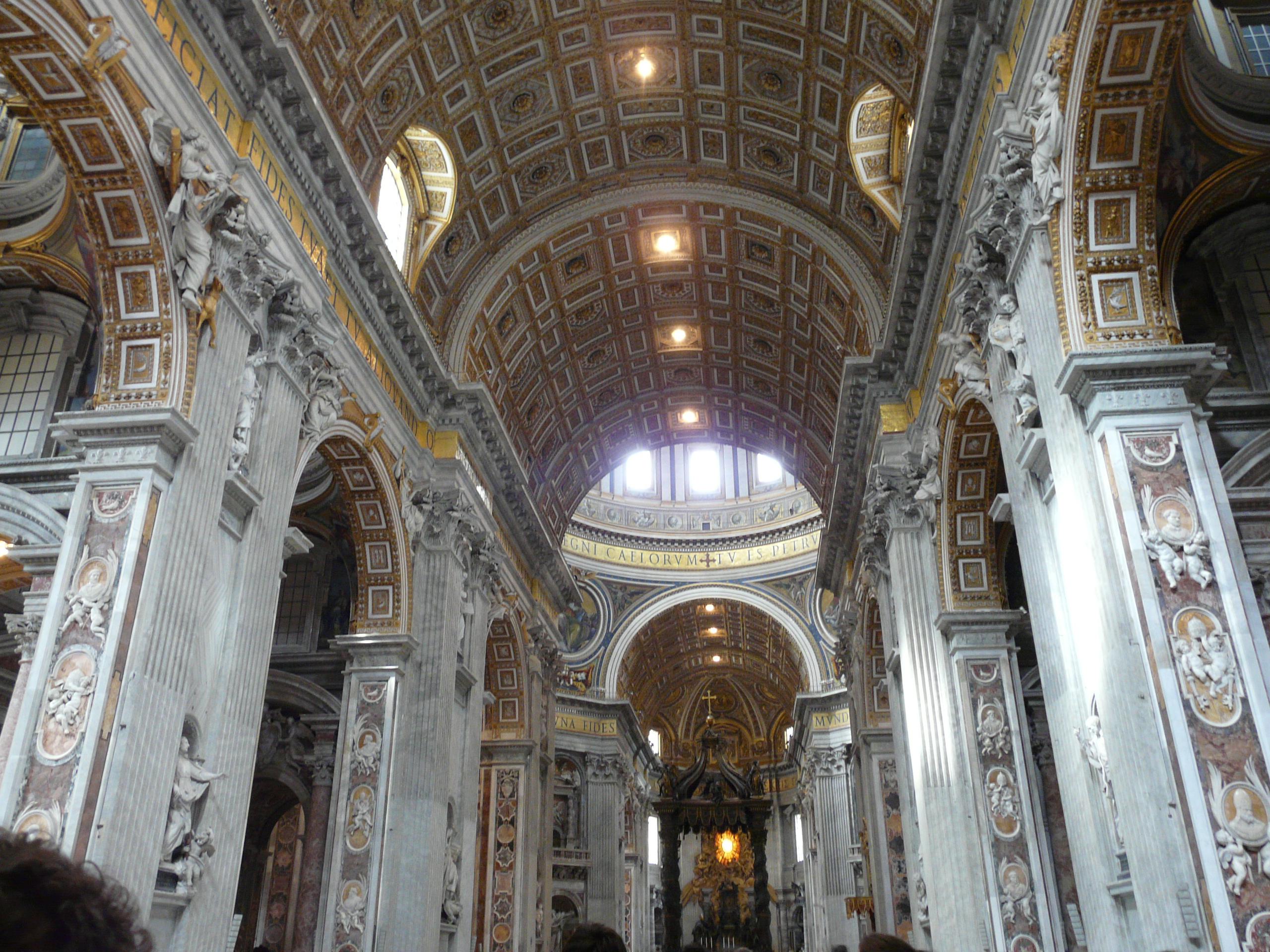 Rome et le vatican arr t sur image de ladymiche for Exterieur basilique saint pierre