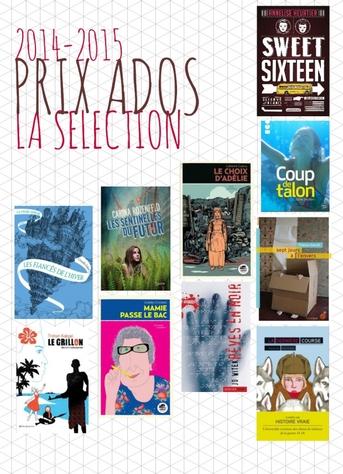 Prix ados 2014-2015