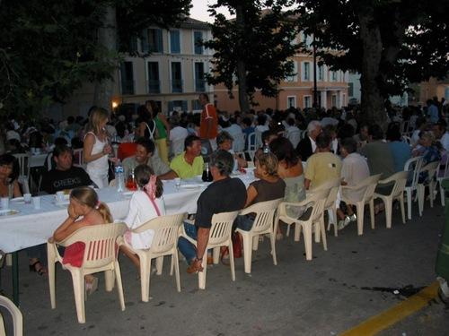 Les animations et fêtes à Cotignac