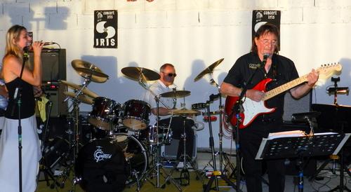 soirée IRIS samedi 21 Juillet 2012