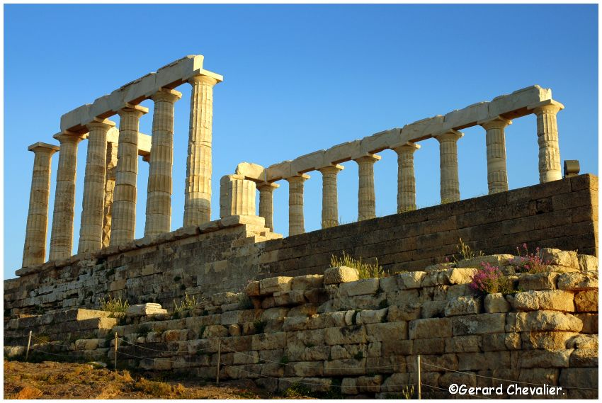 Le cap Sounion #3