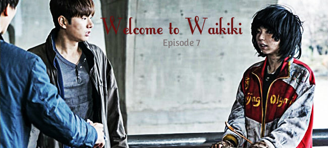 ░ Welcome to Waikiki 2 épisode 7