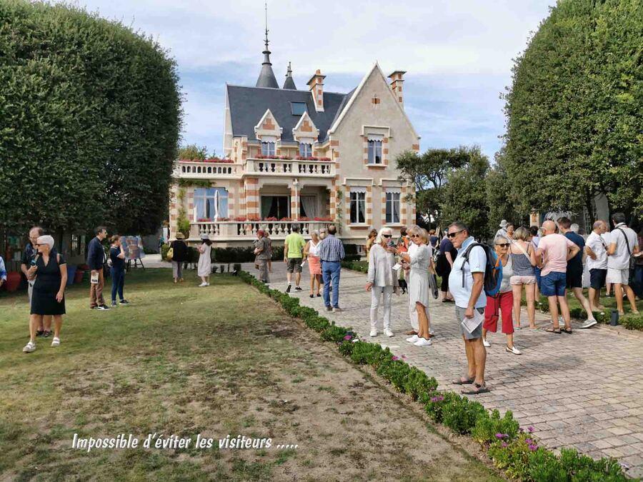 « Nuit des Jardins-St Gilles X de vie 1 »