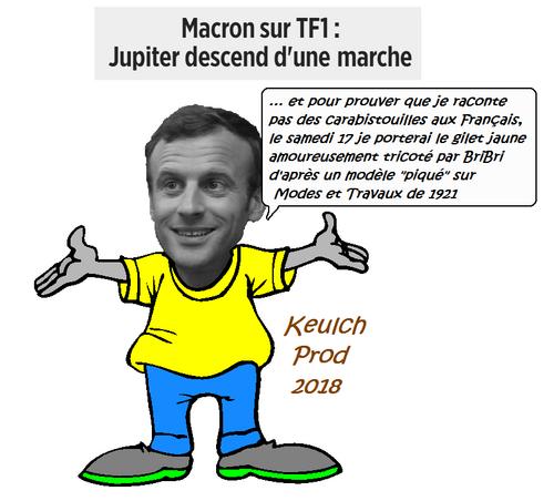 LE GOUVERNEMENT RIT JAUNE !