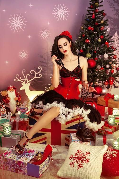 Noel glamour