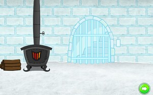 Jouer à Yeti castle escape