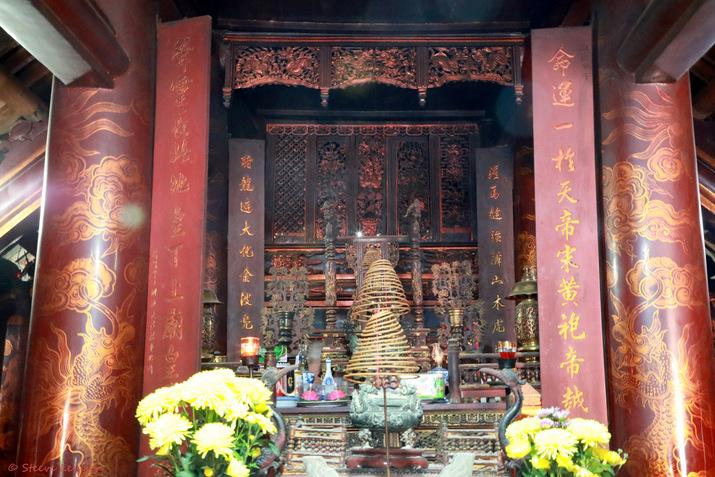 Hoa Lu et le temple de l'empereur Le Dai Hanh