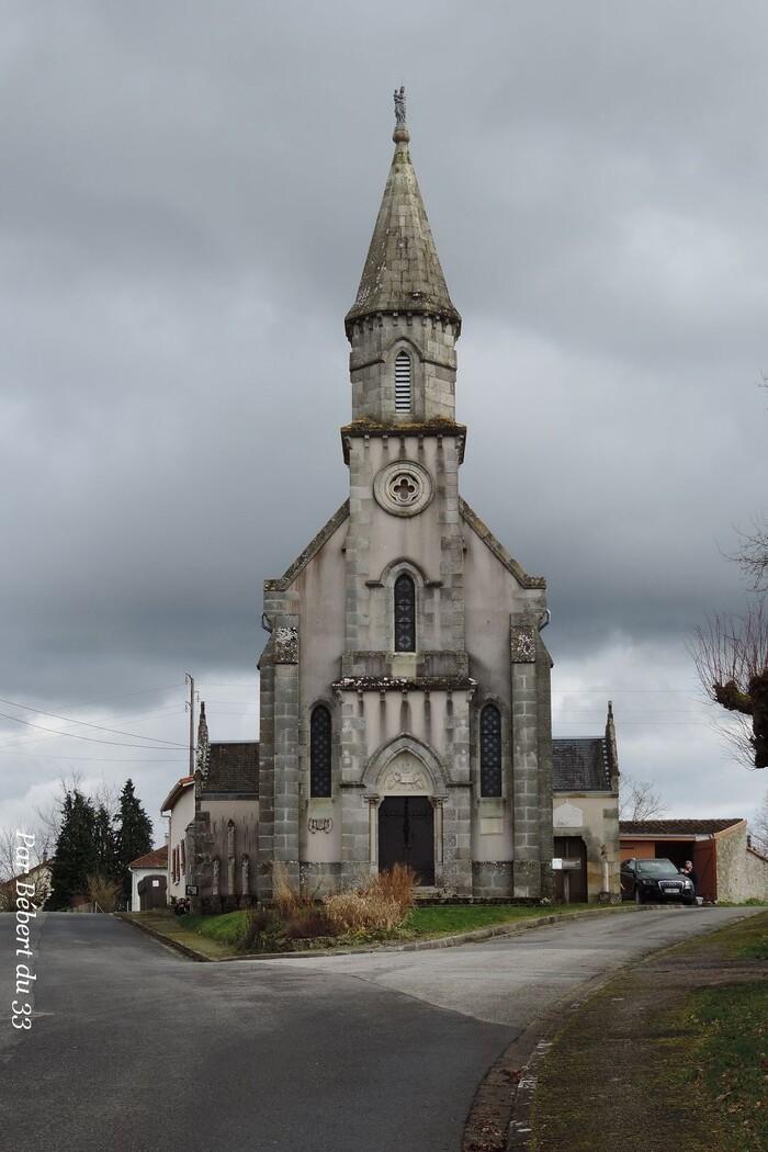 la chapelle Saint Sauveur -  dept 87 -  Bellac
