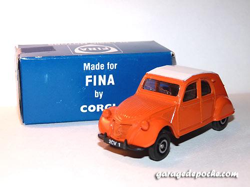 Citroën 2cv AZLM 1957