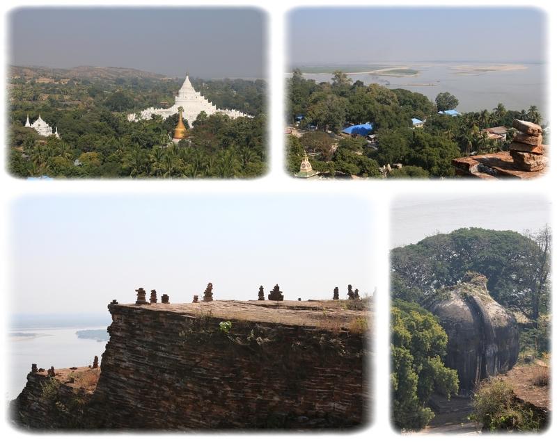 Jour 4 - Mingun et sa pagode inachevée